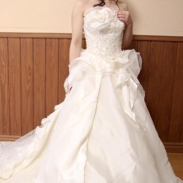 ウェディングドレス wd-001