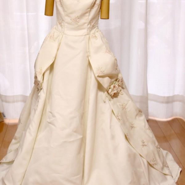 ウェディングドレス wd-009