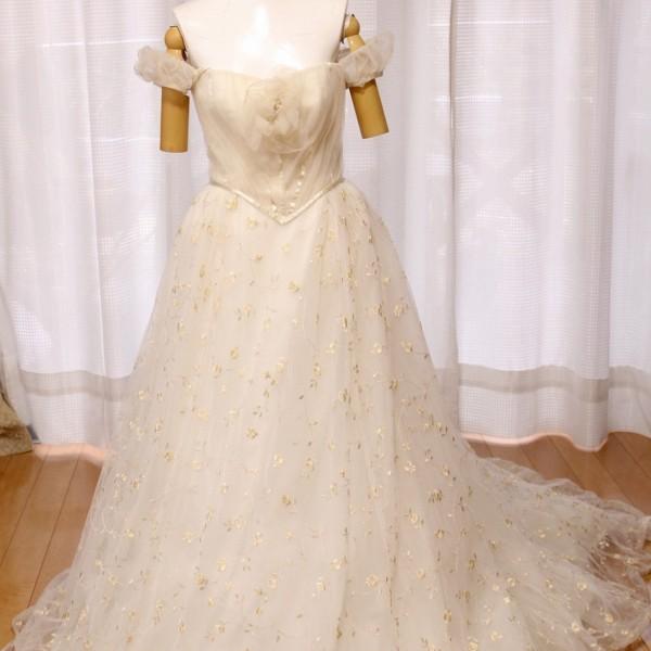 ウェディングドレス wd-010