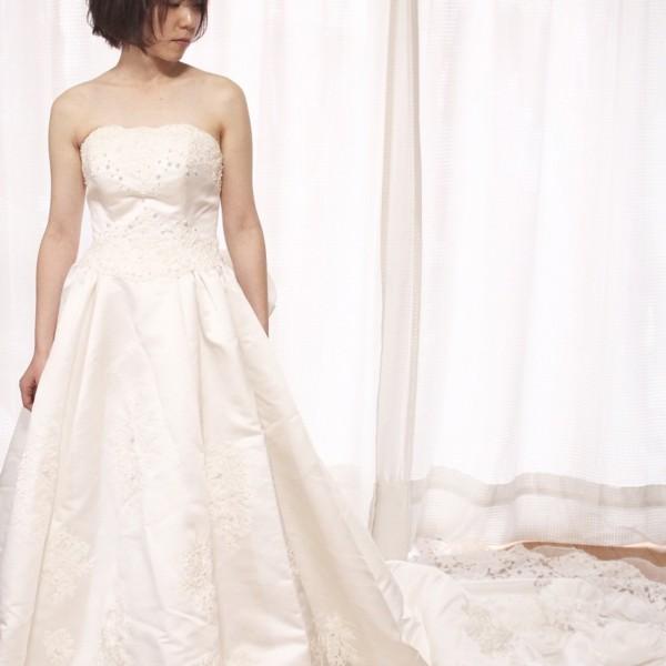 ホワイトドレス wd-017