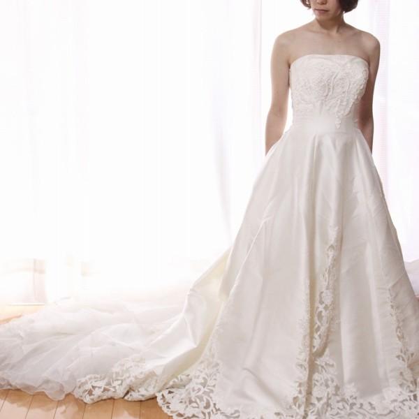 ホワイトドレス wd-022