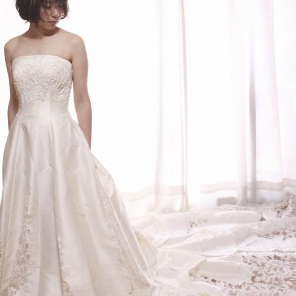 ホワイトドレス wd-024