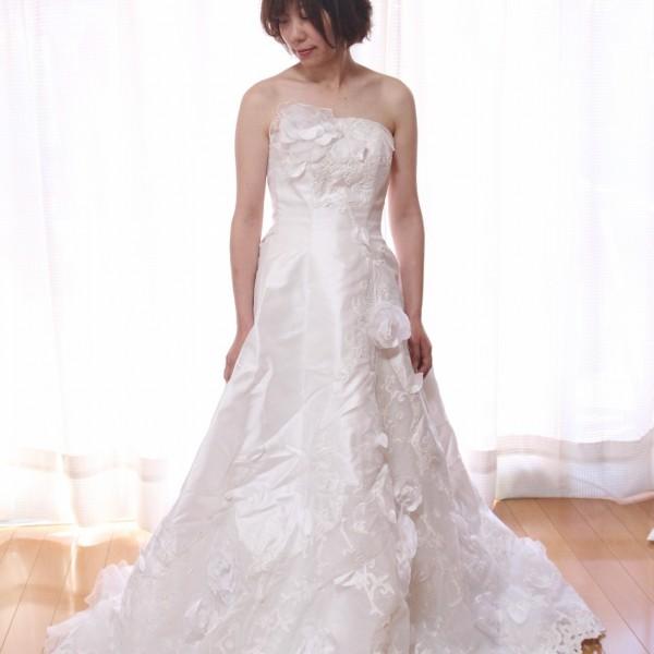 ホワイトドレス wd-029